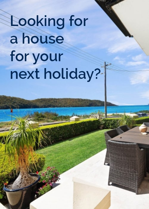 House holiday rentals